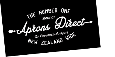 Aprons Direct – Branded Aprons Delivered New Zealand Wide