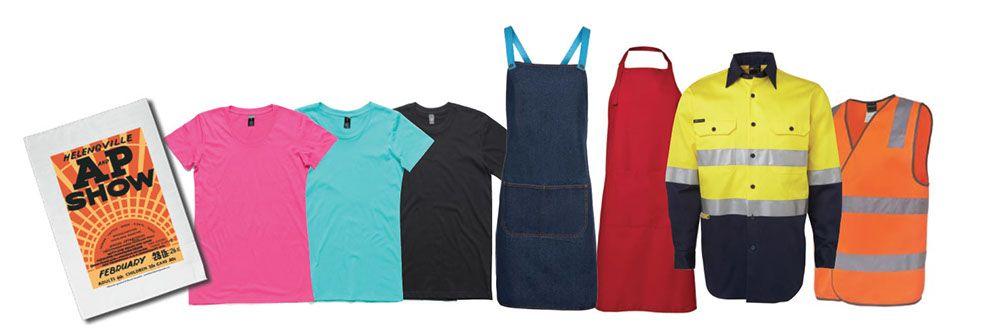 Aprons Direct by Graphics on Shirts Limited
