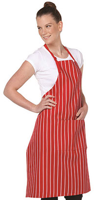 Standard Bib Aprons by Aprons Direct