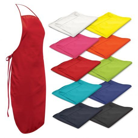 Budget Colour Aprons