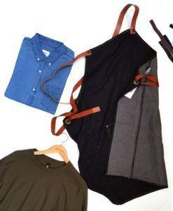 Leather Apron Straps